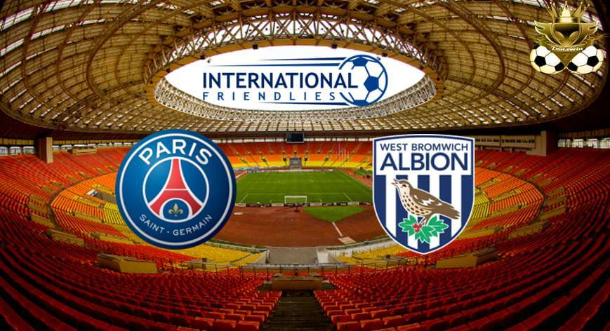 PREDIKSI PSG VS WEST BROM 13 JULY 2016