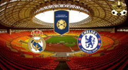 PREDIKSI REAL MADRID VS CHELSEA 31 JULY 2016