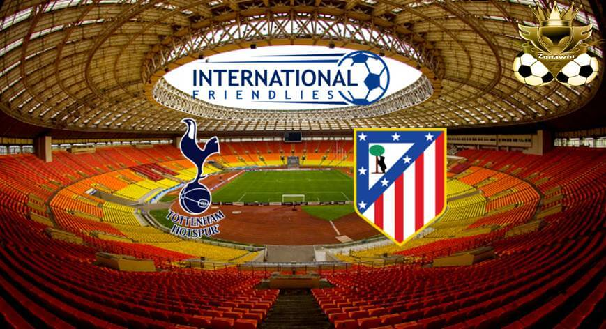 PREDIKSI TOTTENHAM VS ATLETICO MADRID 29 JULY 2016