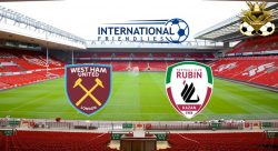 PREDIKSI WEST HAM VS RUBIN KAZAN 20 JULY 2016