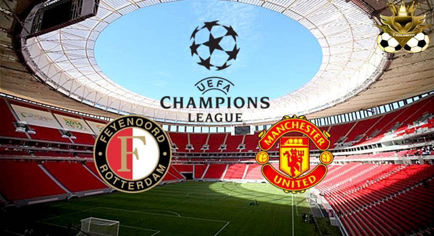 PREDIKSI FEYENOORD VS MANCHESTER UNITED 16 SEPTEMBER 2016