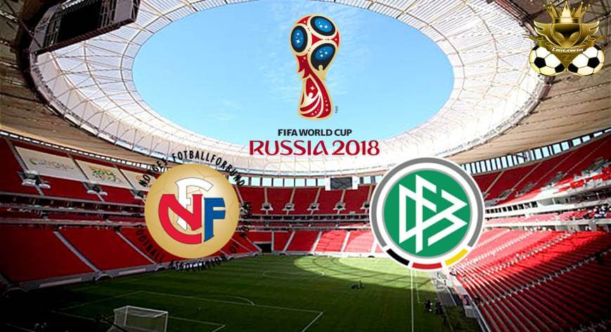 PREDIKSI NORWAY VS GERMANY 05 SEPTEMBER 2016
