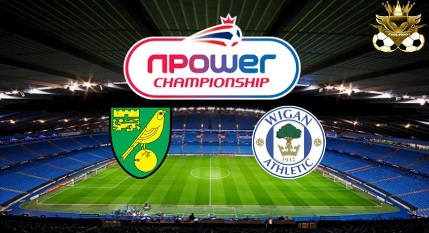 PREDIKSI NORWICH VS WIGAN 14 SEPTEMBER 2016