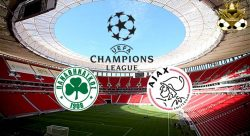 PREDIKSI PANATHINAIKOS VS AJAX 16 SEPTEMBER 2016