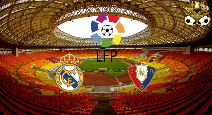 PREDIKSI REAL MADRID VS OSASUNA 10 SEPTEMBER 2016