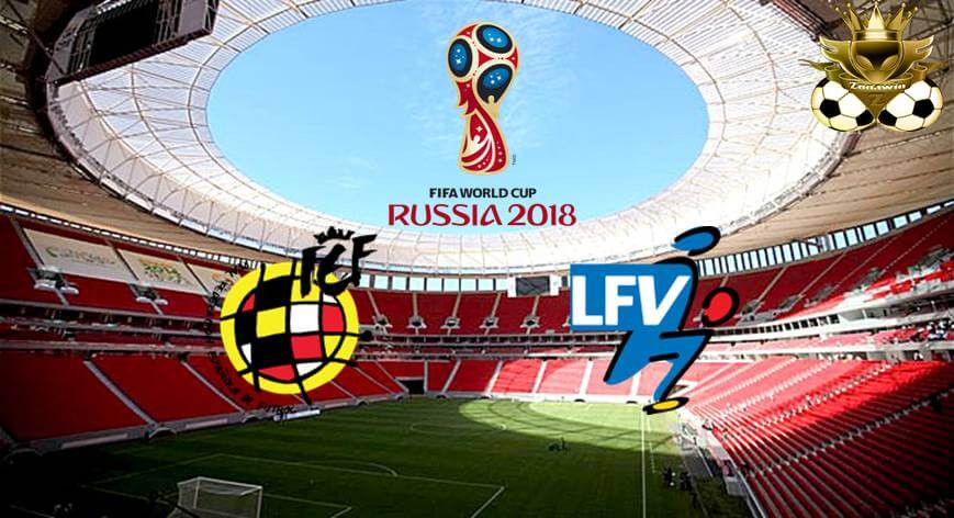 PREDIKSI SPAIN VS LIECHTENSTEIN 06 SEPTEMBER 2016