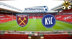 PREDIKSI WEST HAM VS KARLSRUHER 23 JULY 2016