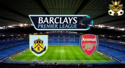 PREDIKSI BURNLEY VS ARSENAL 02 OKTOBER 2016