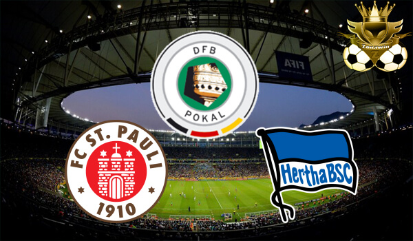 Pauli vs Hertha Berlin